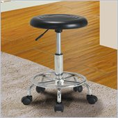 Poundex Office Stool