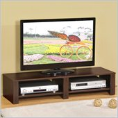 Poundex TV Stand, Espresso