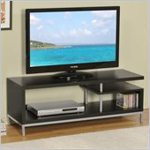 Poundex Multi-Level Suspension TV Stand