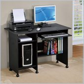 Poundex Computer Desk in Black
