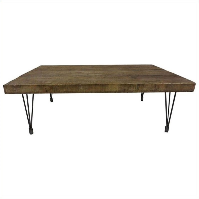 Moe's Boneta Coffee Table in Natural
