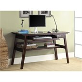 INSPIRED by Bassett Evans Writing Desk In Umber Finish