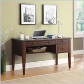 INSPIRED by Bassett Houghton Writing Desk In Cappuccino Finish