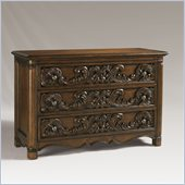 Henry Link Spencer Court Single 3 Drawer Dresser in Pullman Brown
