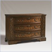 Henry Link Kendelston Hall Single 3 Drawer Dresser in Heirloom