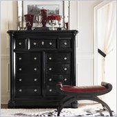 Henry Link Saville Row Chest in Black Onyx and Croc Finish