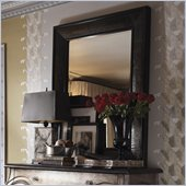 Henry Link Cameroon Mirror in Black Onyx Finish