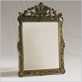 Henry Link Chelsea Manor Mirror in Gilded Age Finish