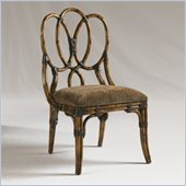 Henry Link Barbosa Side Chair in Medium Tortoise Shell