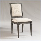 Henry Link Chesapeake Side Chair in Silver Sage Finish