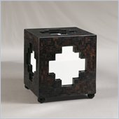 Henry Link Zanzibar Cube in Bronze Agate Finish