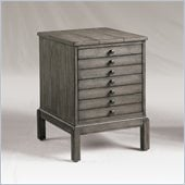 Henry Link Somerset Accent Table in Driftwood Finish