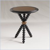 Henry Link Pandora Tri-Pod Accent Table in Midnight Copper Finish