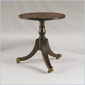 Henry Link Whitehall Accent Table in Shades of Umber Finish