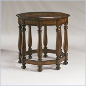 Henry Link Bellamy Accent Table in Dover Sunrise Finish