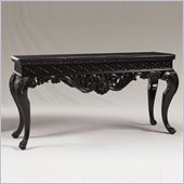 Henry Link Lord Byron's Console in Satin Black