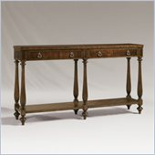 Henry Link Seville Console in Port Royal Finish