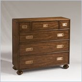 Henry Link Calcutta 6 Drawer Hall Chest in Hanover Finish