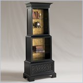 Henry Link Berwick Bookcase in Glided Ebony Finish