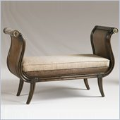 Henry Link Phoenician Bench in Malta Finish
