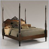 Henry Link Antilles Bed in Plantation Finish