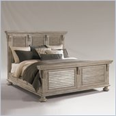 Henry Link Colton's Point Bed in Driftwood Finish
