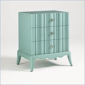 Aquarius Neptune Chest in Aqua Gloss Lacquer