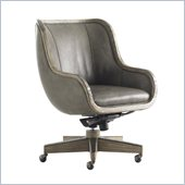 Sligh Barton Creek Fischer Leather Desk Chair