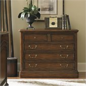 Sligh Breckenridge Keystone 2 Drawer Vertical File Cabinet in Briarwood