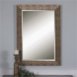 Uttermost Yasmine Wall Mirror in Gold Champagne