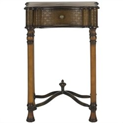 Safavieh Denise Birch Wood Night Table in Brown