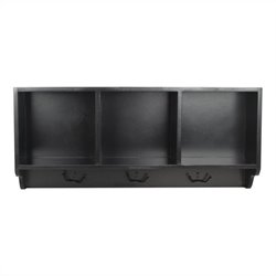 Safavieh Alice MDF Shelf in Black