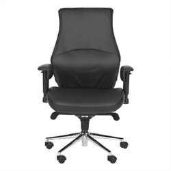 Safavieh Irving Desk Office Chair in Black