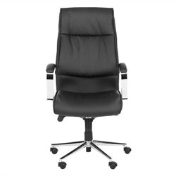 Safavieh Fernando Desk Office Chair in Black