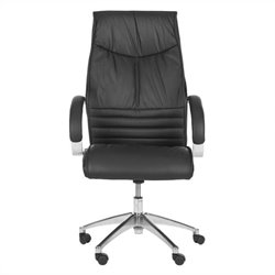 Safavieh Martell Desk Office Chair in Black