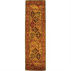 Safavieh Heritage Runner Rug in Multi