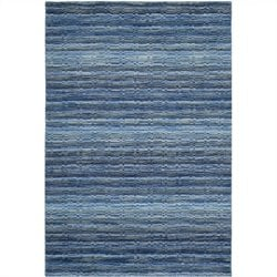 Safavieh Himalaya Rectangle Rug in Blue / Multi
