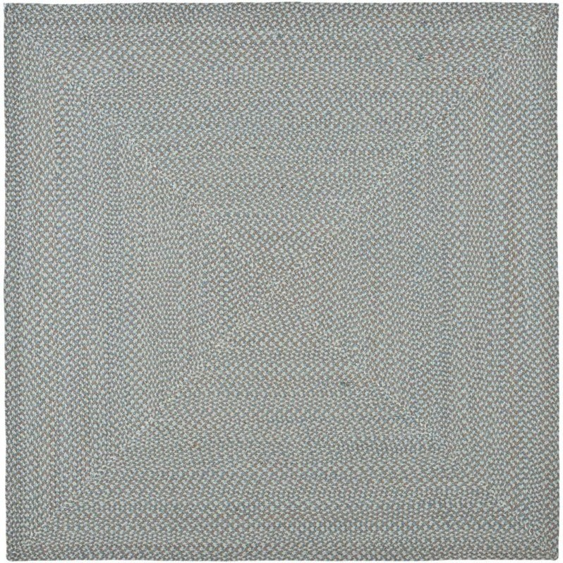 Safavieh Braided  Braided Rug - Square 8'