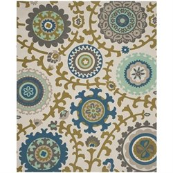 Safavieh Cedar Brook Ivory Contemporary Rug - 8' x 11'