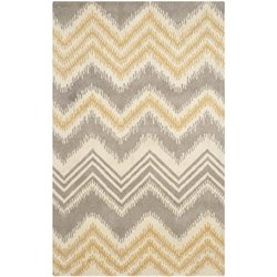 Safavieh Capri Grey Contemporary Rug - 8' x 10'
