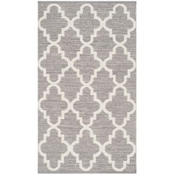 Safavieh Montauk Grey Contemporary Rug - 8' x 10'