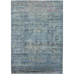 Safavieh Mystique Blue Traditional Rug - 4' x 6'