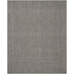 Safavieh Natural Fiber Light Grey Area Rug - 9' x 12'
