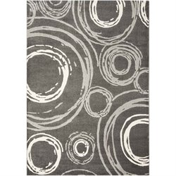 Safavieh Porcello Dark Grey Country Rug - 8' x 11'2