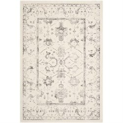 Safavieh Porcello Ivory Contemporary Rug - 6'7