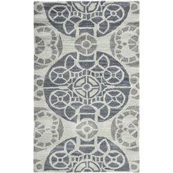Safavieh Wyndham Silver Contemporary Rug - 3' x 5'