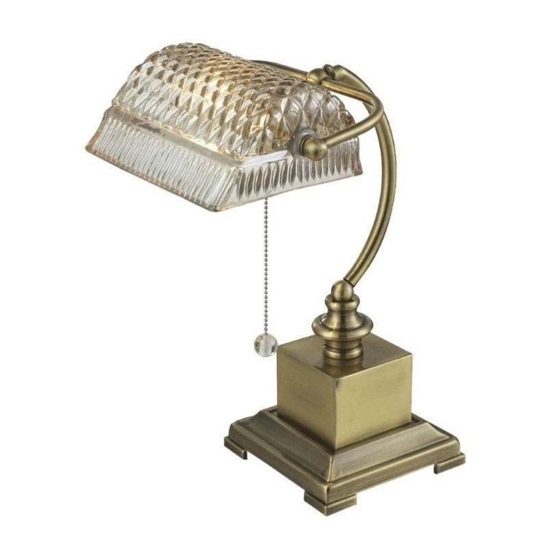 Dale Tiffany Droplet Desk Lamp (655986 GT14267) photo