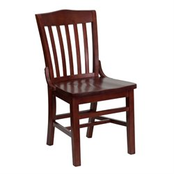 Flash Furniture Hercules Series School House Back Restaurant Dining Chair