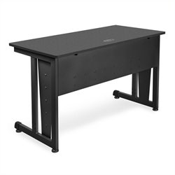 OFM 24 X 48 Computer Table in Graphite