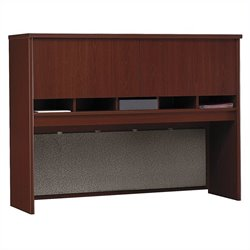 Bush Business Furniture Series C 60W Hutch in Mahogany